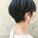 ベリーショート ショート ショートヘア モード