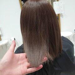 フェミニン 可愛い ミディアム ブリーチ必須 ヘアスタイルや髪型の写真・画像