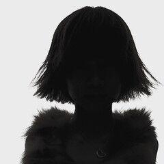 モード ミディアム ミニボブ ショートヘア ヘアスタイルや髪型の写真・画像