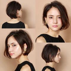 30代 ショート 40代 長澤まさみ ヘアスタイルや髪型の写真・画像