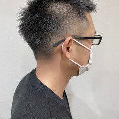 メンズヘア ベリーショート ストリート ショート ヘアスタイルや髪型の写真・画像