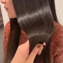 オシャレ ツヤ髪 プリンセストリートメント 髪質改善トリートメント ヘアスタイルや髪型の写真・画像
