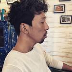 ボーイッシュ 刈り上げ ショート 黒髪