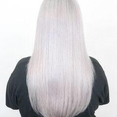 ハイトーン デザインカラー ストリート 派手髪 ヘアスタイルや髪型の写真・画像