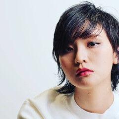 阿藤俊也 PEEK-A-BOO ウルフカット 大人ヘアスタイル ヘアスタイルや髪型の写真・画像
