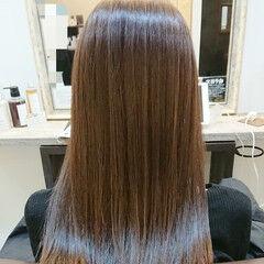 ロング 美髪 gleamshairdesign ナチュラル ヘアスタイルや髪型の写真・画像