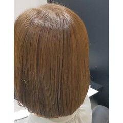 ショートボブ モテボブ ナチュラル ミニボブ ヘアスタイルや髪型の写真・画像