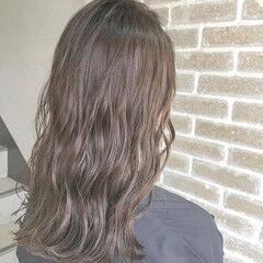 モテ髪 透明感 ヘアアレンジ ロング ヘアスタイルや髪型の写真・画像