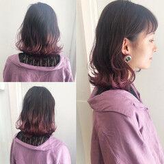 大人かわいい ナチュラル ボブ 渋谷系 ヘアスタイルや髪型の写真・画像