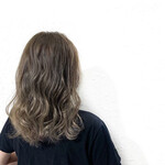 髪質改善トリートメント 外国人風カラー トリートメント ミディアム