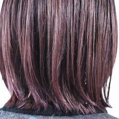 ホワイトハイライト 大人ハイライト ハイライト コントラストハイライト ヘアスタイルや髪型の写真・画像