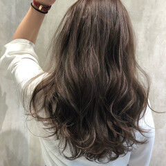 表参道 極上カラー アディクシーカラー ロング ヘアスタイルや髪型の写真・画像