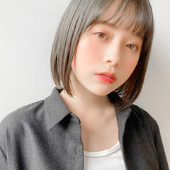 ゆるふわパーマ 似合わせカット レイヤースタイル ハイライト ヘアスタイルや髪型の写真・画像