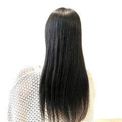 アッシュブラウン 黒髪 アッシュグレージュ ナチュラル ヘアスタイルや髪型の写真・画像