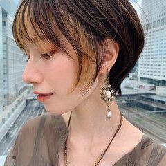 PEEK-A-BOO 阿藤俊也 ショートヘア ショート ヘアスタイルや髪型の写真・画像