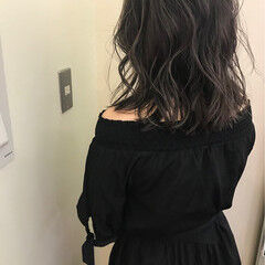 エフォートレス ヘアアレンジ 涼しげ 夏 ヘアスタイルや髪型の写真・画像