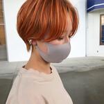 ショート モード ショートヘア 簡単スタイリング