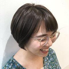 ショートボブ ショート ばっさり おしゃれ ヘアスタイルや髪型の写真・画像