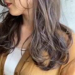 ナチュラル アンニュイほつれヘア 濡れ髪スタイル 大人かわいい ヘアスタイルや髪型の写真・画像