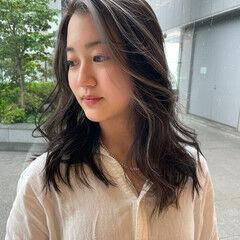 PEEK-A-BOO 阿藤俊也 ハイライト 似合わせカット ヘアスタイルや髪型の写真・画像