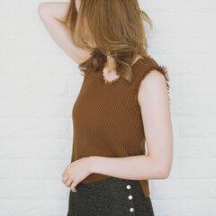 ミディアム コンサバ 大人かわいい n. ヘアスタイルや髪型の写真・画像