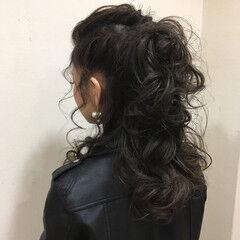エレガント こなれ感 大人女子 セミロング ヘアスタイルや髪型の写真・画像
