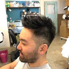 田中 タカノリさんが投稿したヘアスタイル