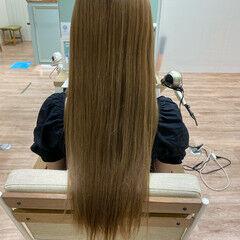 ショート シースルーバング ヘアドネーション 韓国ヘア ヘアスタイルや髪型の写真・画像