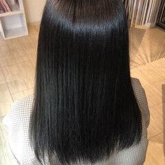 髪の病院 縮毛矯正 名古屋市守山区 ナチュラル ヘアスタイルや髪型の写真・画像