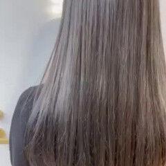 パーティ アンニュイほつれヘア エレガント ロング ヘアスタイルや髪型の写真・画像