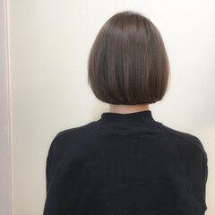 ボブ ふわふわ ショートボブ ミニボブ ヘアスタイルや髪型の写真・画像