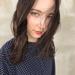 透明感 束感 エレガント 上品 ヘアスタイルや髪型の写真・画像
