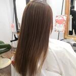髪質改善トリートメント 髪質改善カラー ナチュラル 髪質改善