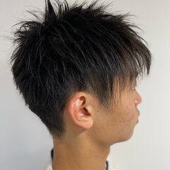 ショートヘア ストリート メンズショート ベリーショート ヘアスタイルや髪型の写真・画像