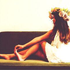 花嫁 ブライダル 結婚式 ヘアアレンジ ヘアスタイルや髪型の写真・画像