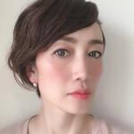 くせ毛 エレガント パーマ 40代