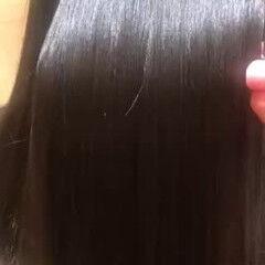 ナチュラル ロング TOKIOトリートメント ツヤ髪 ヘアスタイルや髪型の写真・画像