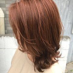 透け感 大人可愛い ベージュ 透け感ヘア ヘアスタイルや髪型の写真・画像