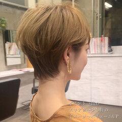 ショートボブ 田丸麻紀 ショート ショートヘア ヘアスタイルや髪型の写真・画像
