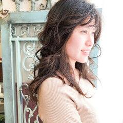 艶髪 イルミナカラー 外国人風カラー エレガント ヘアスタイルや髪型の写真・画像