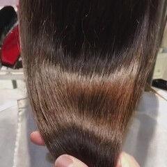 ナチュラル 透明感カラー oggiotto 抜け感 ヘアスタイルや髪型の写真・画像