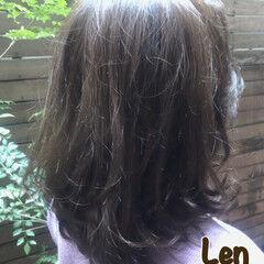 ミディアム デート ナチュラル おしゃれ ヘアスタイルや髪型の写真・画像