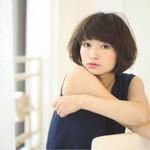 黒髪 モテ髪 フェミニン コンサバ