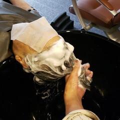 名古屋市守山区 髪の病院 ナチュラル 頭皮ケア ヘアスタイルや髪型の写真・画像