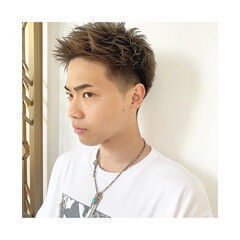 メンズカット専門美容師 岩井優弥さんが投稿したヘアスタイル
