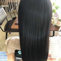 美髪 髪質改善 ロング 名古屋市守山区 ヘアスタイルや髪型の写真・画像
