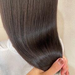 艶髪 美髪 モテ髪 ナチュラル ヘアスタイルや髪型の写真・画像