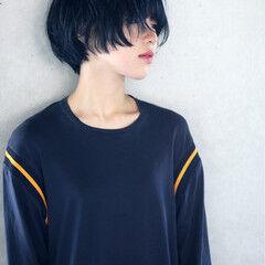 ショート職人 伊藤修久 【#tag】さんが投稿したヘアスタイル