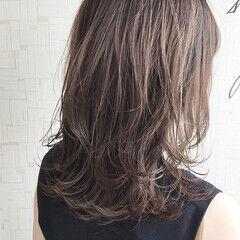 レイヤー ナチュラル レイヤーカット かっこいい ヘアスタイルや髪型の写真・画像