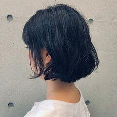 無造作パーマ フェミニン パーマ パーマ ヘアスタイルや髪型の写真・画像
